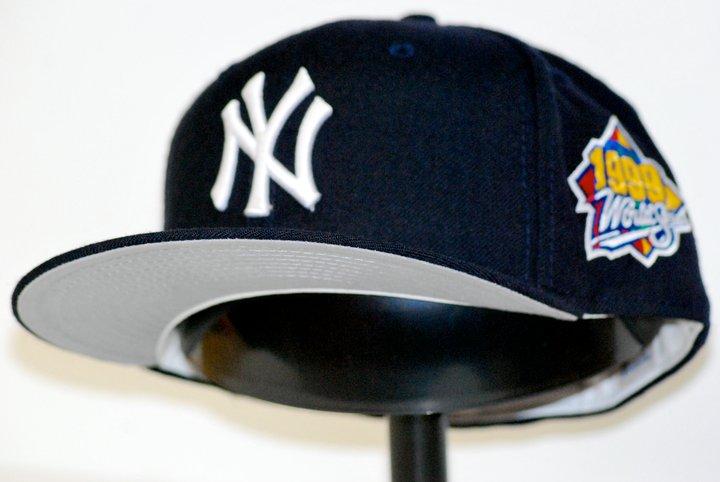 New York Yankees 1999 World Series Gray Bottom 8b707f34aa3