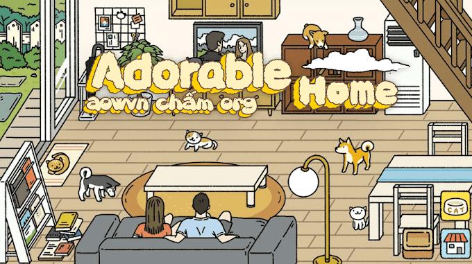 Game Adorable Home Việt Hóa | Android - Bản Mới Nhất update Phòng Ngủ