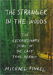 """Adult Book Group Reads """"The Stranger in the Woods"""" for May 2 or 4, 2018"""