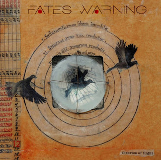 Fates Warning - Theories Of Flight (album teaser)