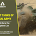 Combat Tanks of Indian Army: Check Here the complete List