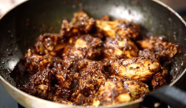 Chicken Ghee Roast