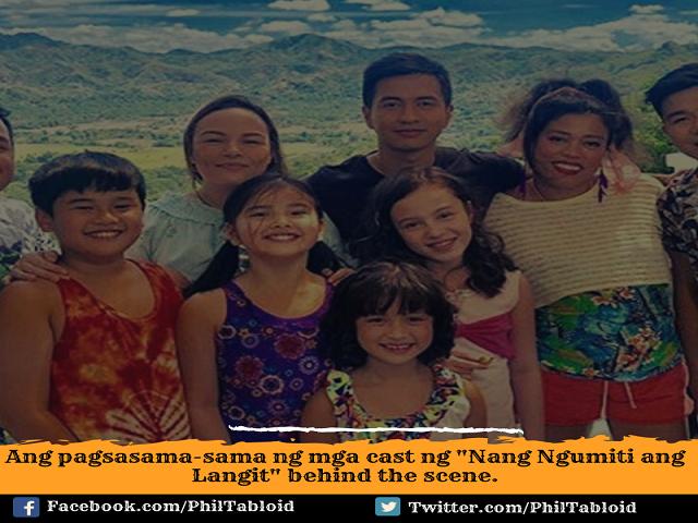 Ipinaskil ni Moi Bien at ni RK Bagatsing sa kanilang IG account kung ano-ano ang mga nangyayari off cam.