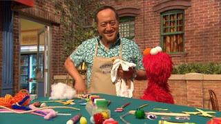 Alan, Elmo, Sesame Street Episode 4322 Rocco's Playdate season 43