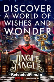 Jingle Jangle: A Christmas Journey (2020) Full Movie Download in Hindi