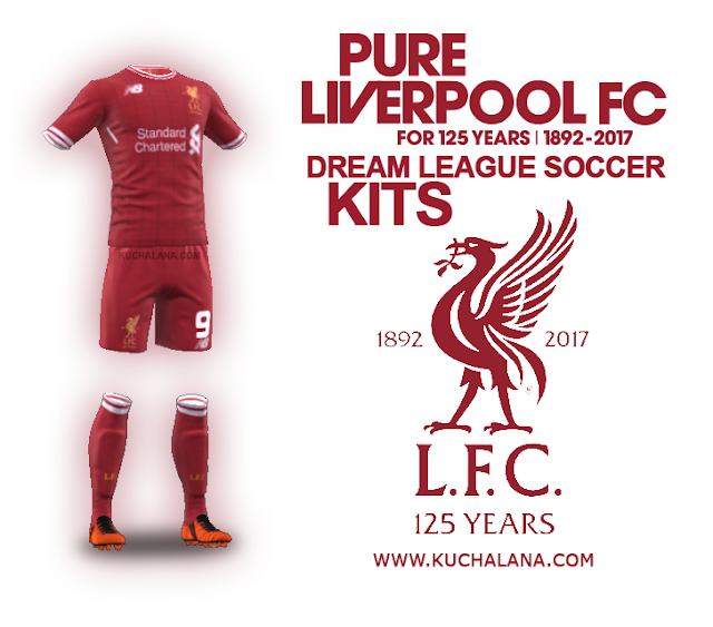 Pure Liverpool FC - 125th anniversary