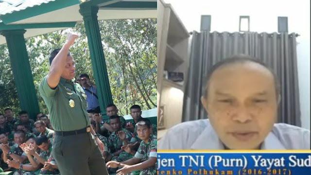 Mantan Kepala BAIS Ingat Jenderal Gatot Redam Bentrokan TNI-Polri, Saat Itu Mirip Perang