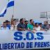Prensa de Nicaragua condena asedio y acoso a medios independientes.
