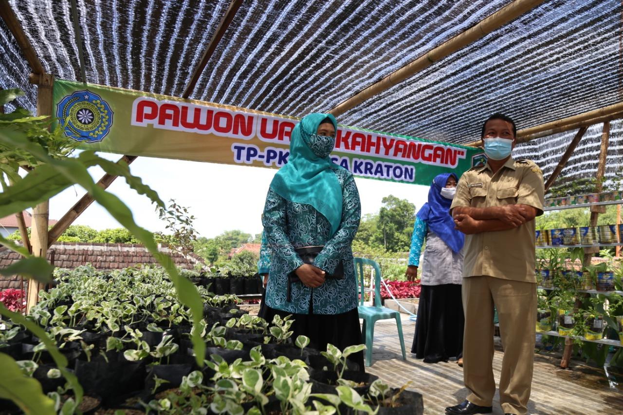 Desa Kraton Wakili Jatim di Lomba Gerak PKK Bangga Kencana
