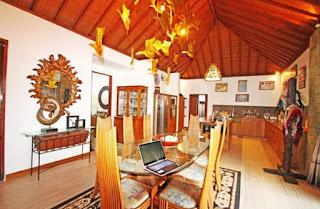 Dijual villa ombak Pantai Brawa