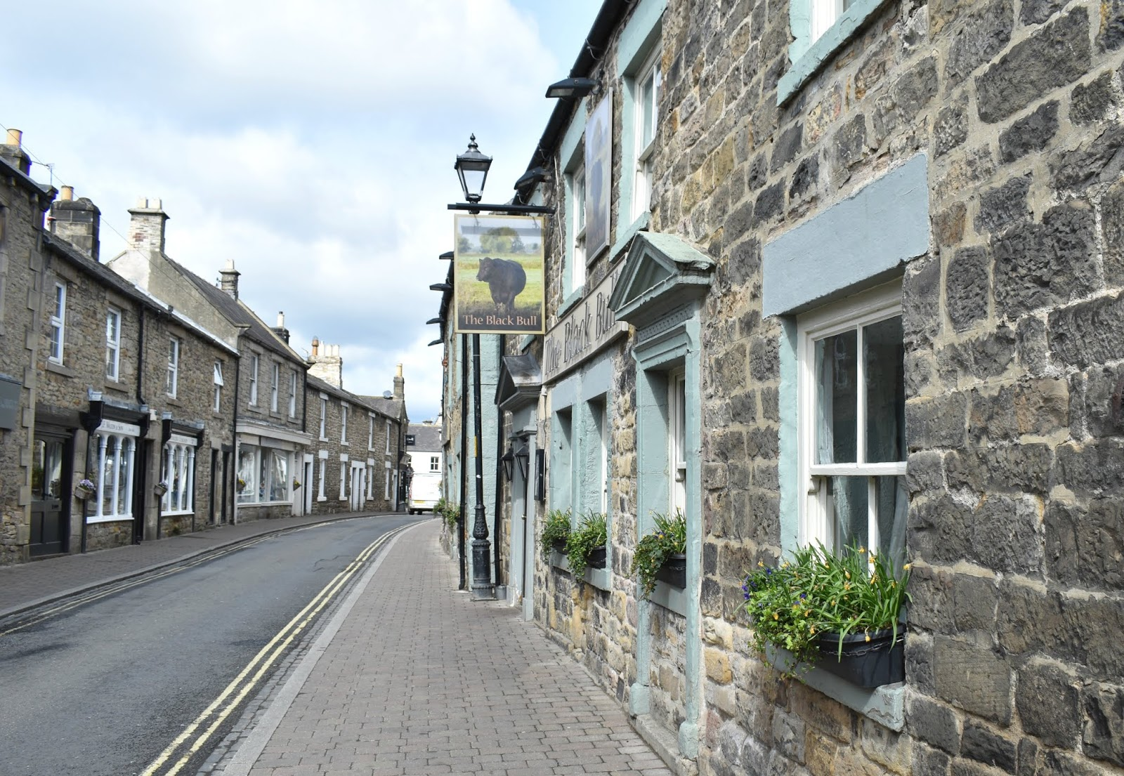 Day Trip to Corbridge, Northumberland