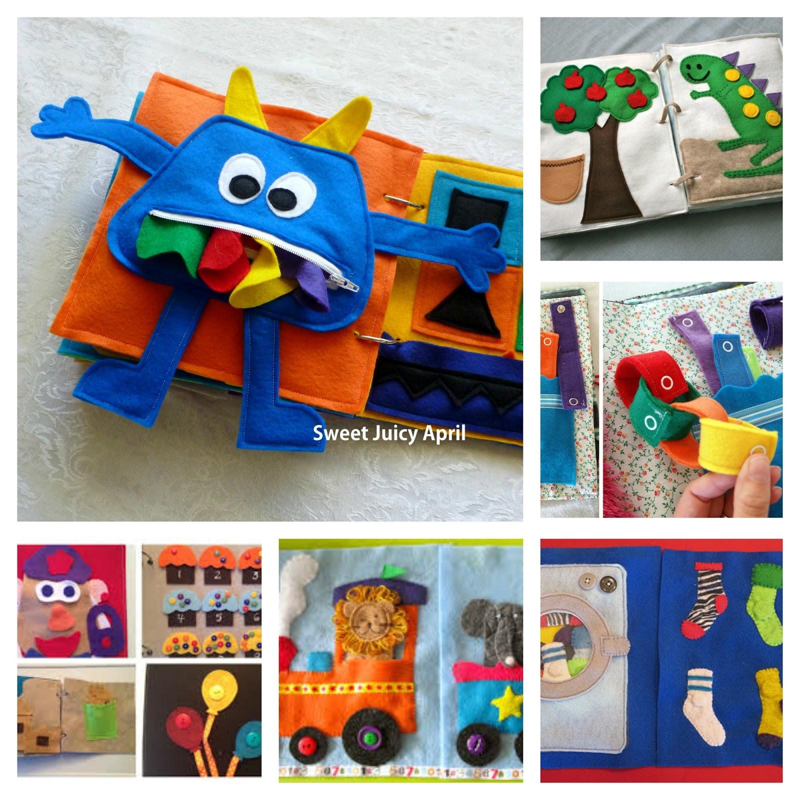 libros sensoriales para ninos de 0 a 3 anos