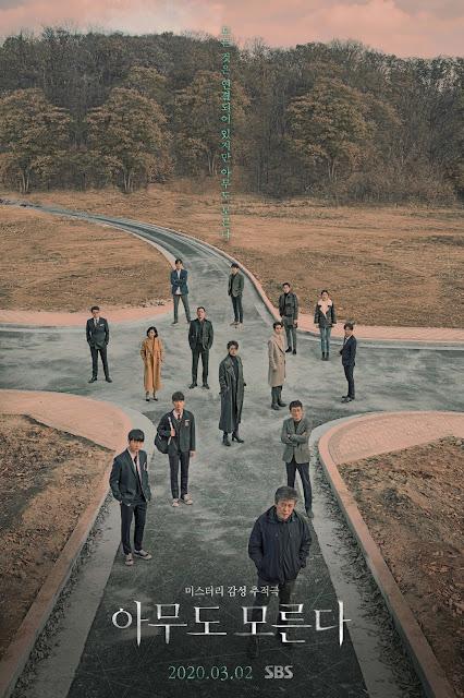 Drama Korea Nobody Knows: Sinopsis, Daftar Pemain, dan Trailer