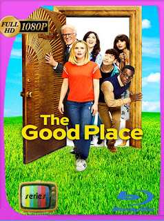 The Good Place Temporada 1-2-3 HD [1080p] Latino [GoogleDrive] SilvestreHD