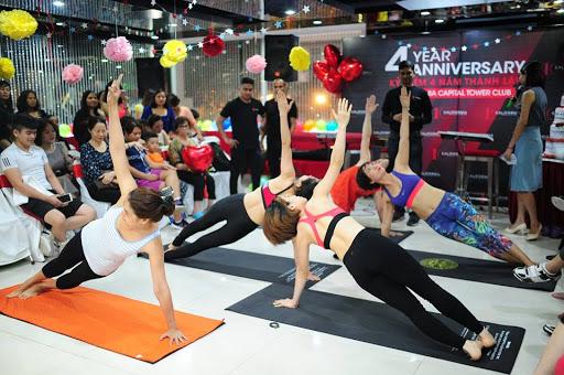 Khóa Học Yoga Tại California Quận 5