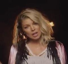 Fergie lança clipe de Life Goes On