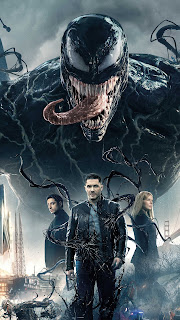 Venom Movie Mobile HD Wallpaper
