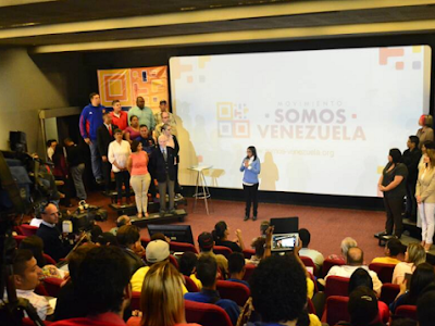 Registro en https://registro.somosvenezuela.org.ve/ Movimiento Somos Venezuela