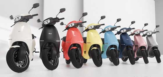 Some Special Things to Note About Ola Electric Scooter