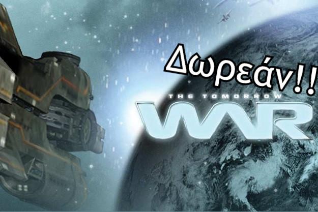 """[Προσφορά IndieGala]: The Tomorrow War - Δωρεάν παιχνίδι """"διαγαλαξιακού πολέμου"""" για υπολογιστές"""