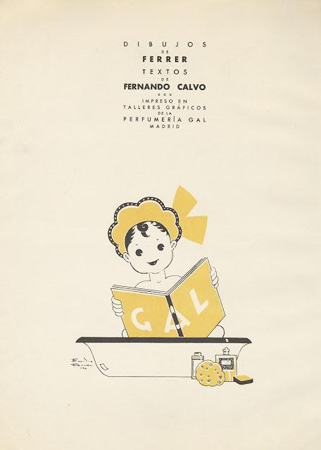 Historietas festivas - Emilio Ferrer