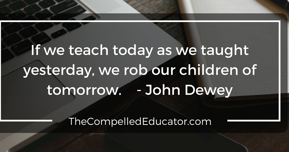Technology Is Not Just A Tool It Can Give Learners A: The Compelled Educator: 12 Quotes: Technology In The Classroom