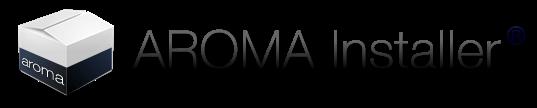 Logo AROMA INSTALLER