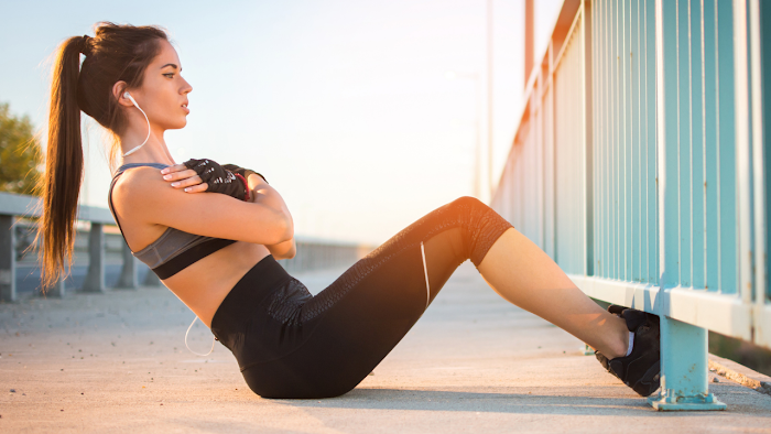 Do sit ups burn belly fat   How to burn belly fat with sit ups