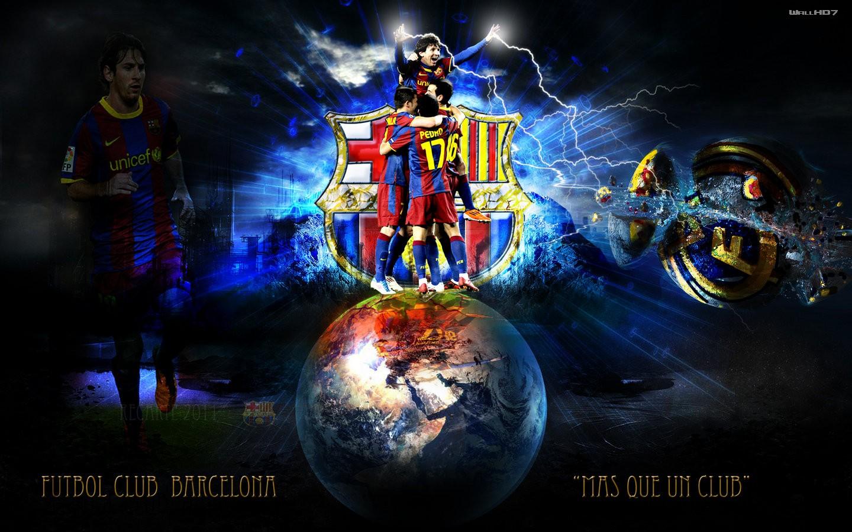Fondos De Pantalla Del Fútbol Club Barcelona Wallpapers: Wallpaper HD Planet Barca