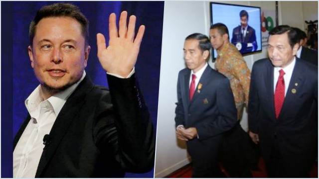 Pernah Ditelepon Jokowi dan Luhut, Elon Musk Pilih Kerja Sama dengan Australia