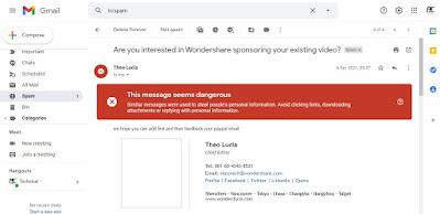how to block and stop spam emails in gmail, yahoo, outlook