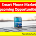Smart Phone Market Upcoming Opportunities, Future Scope and New investment.