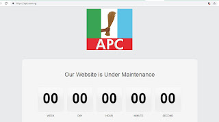 APC's Website Has Been Hacked