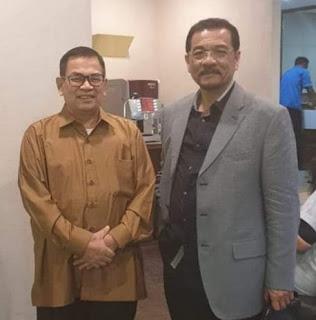 Alex Noerdin Dukung Penuh Iriadi Dt Tumanggung Jadi Bupati Solok 2020