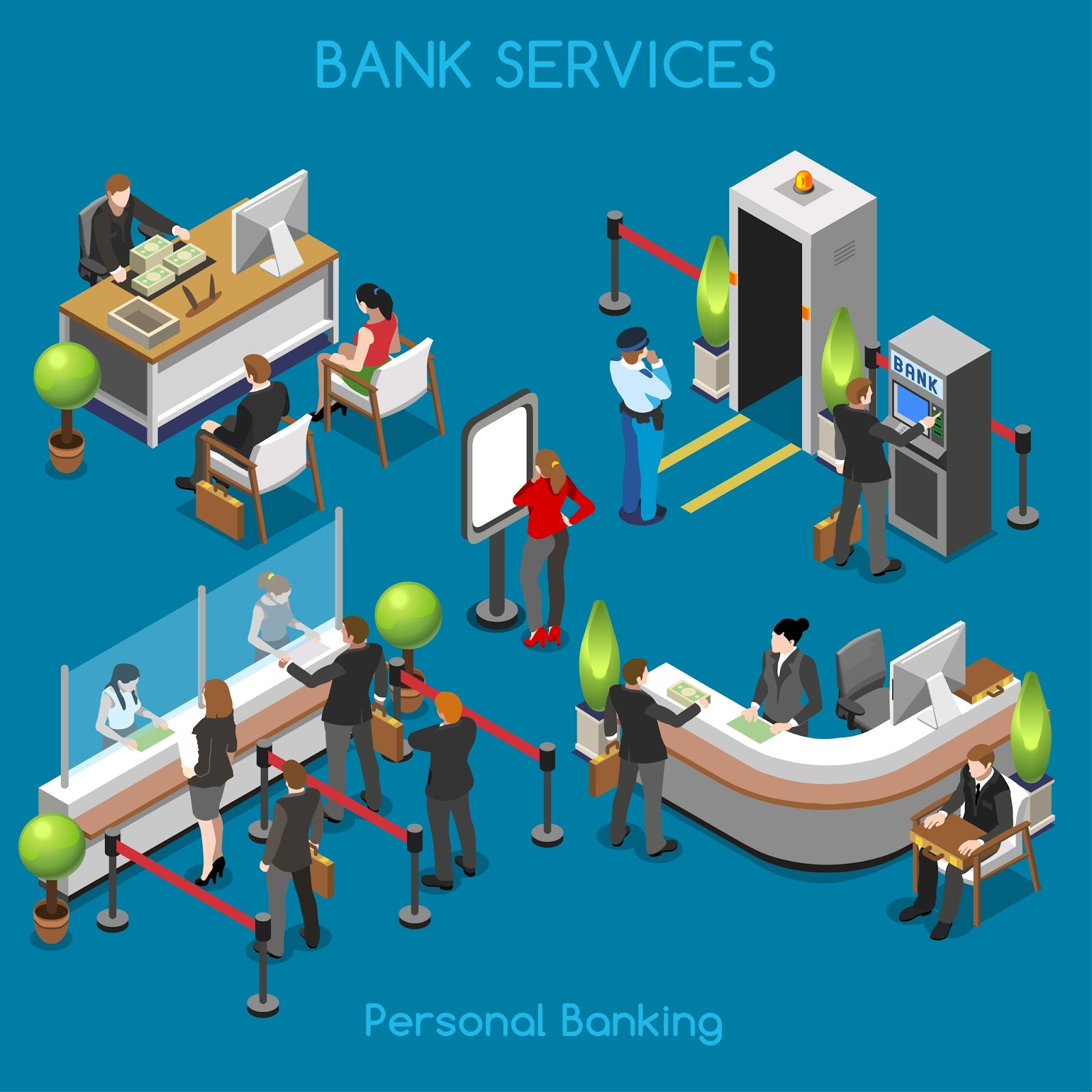 PERSONAL BANKING: TAILOR-MADE FOR YOU