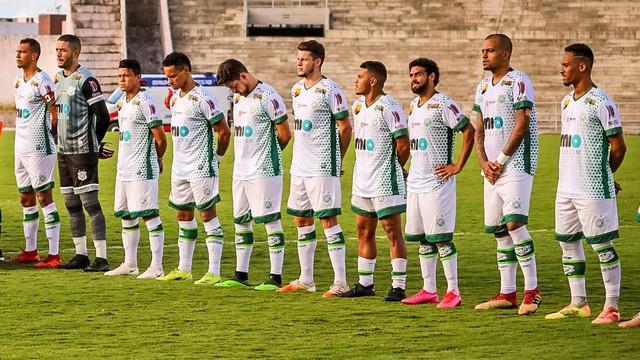 Nacional de Patos sai na frente, mas acaba perdendo para o Treze