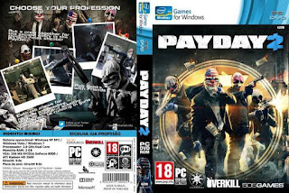 Link Payday 2 PC Games Clubbit