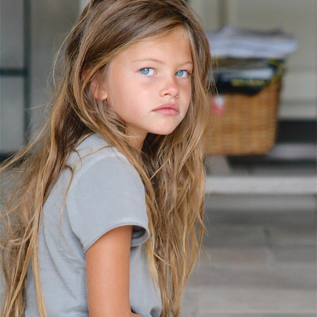 Тилан Блондо: история 15-летней француженки, ставшей известной моделью и звездой Инстаграм