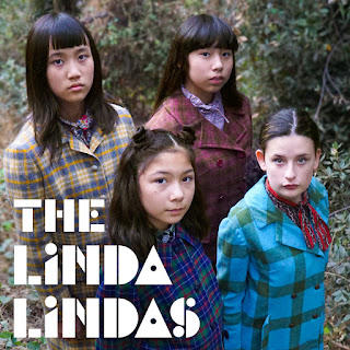 "The Linda Lindas – self titled + ""Claudia Kishi"""