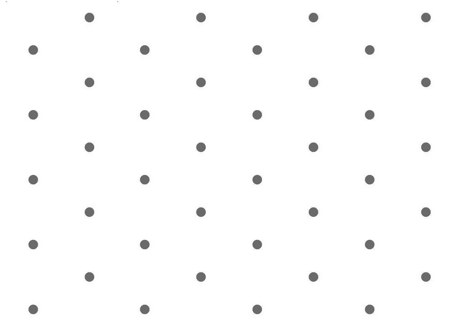 Dotted Isometric Paper