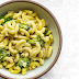 White Cheddar Mac and Cheese (with Broccoli and Peas)
