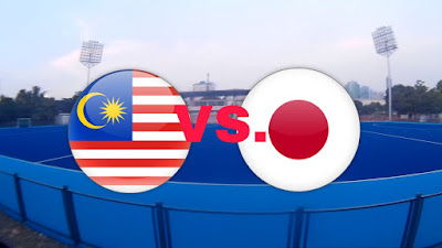 Live Streaming Malaysia vs Japan Final Hoki Sukan Asia 1.9.2018