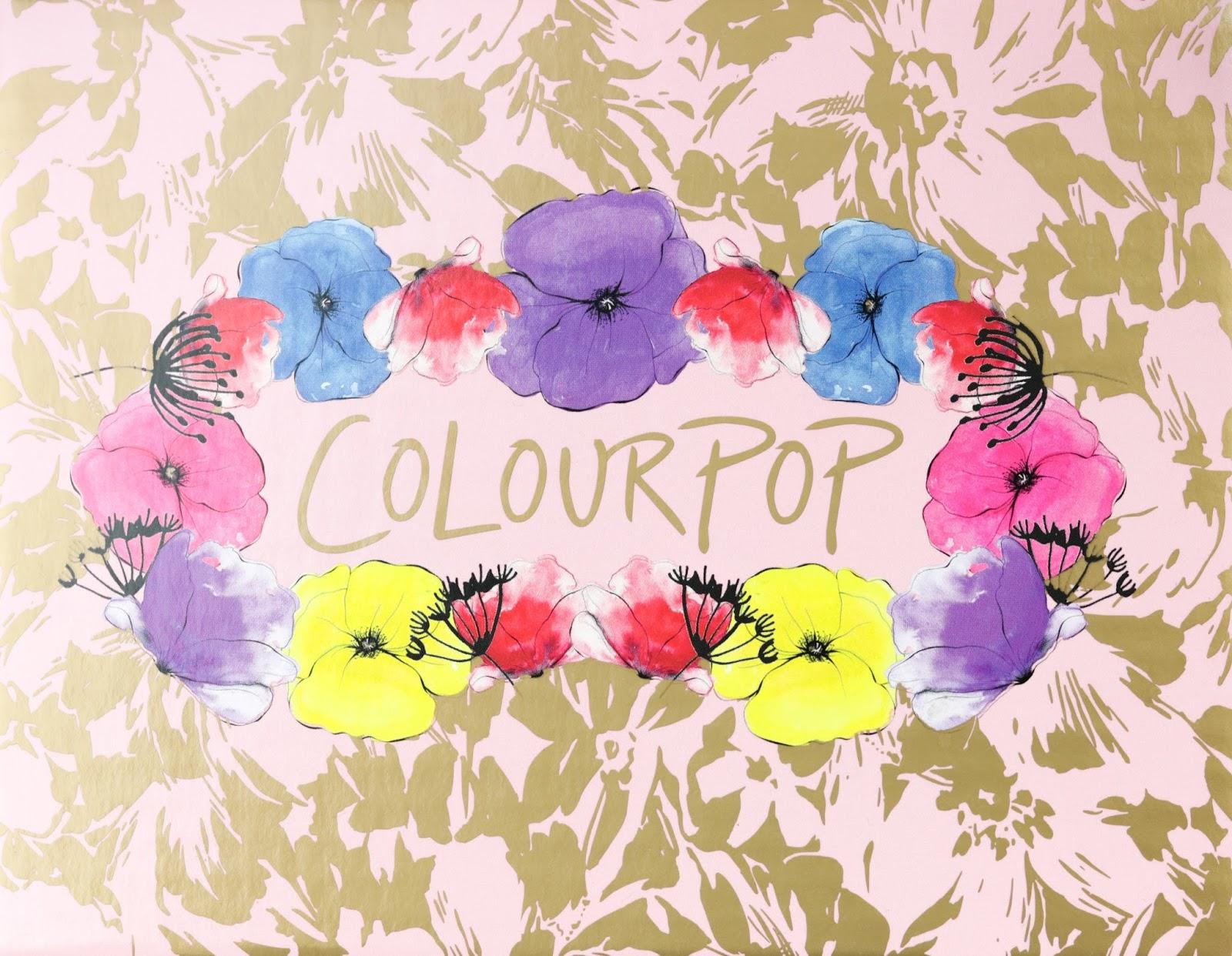 Ma première commande Shipito + Craquage chez Colourpop !!!