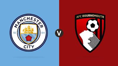 مشاهدة مباراة مانشستر سيتي وبورنموث بث مباشر 15-7-2020 في الدوري الانجليزي