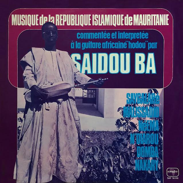 #Mauritanie #Mauritania #griot # Saidou Bâ #Fulani #Peul #Pulaar #hoddu lute #luth hodou #Traditional music #world music #African music #musique traditionnelle #musique africaine #musique du monde #légendes #épopées #culture #vinyl #Music Republic #Mauritanian #Mauritanien #contes #storyteller #oral tradition #culture orale