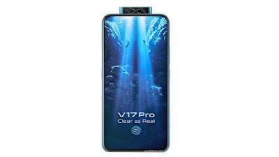 Spesifikasi HARGA TERBARU HP Vivo V17 Pro Hari Ini 2019  | RAM 8GB, Kamera 48MP