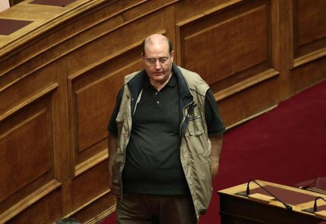 Η Βουλή δεν ήρε την ασυλία του Νίκου Φίλη για τις απόψεις του σχετικά με τη Γενοκτονία των Ποντίων