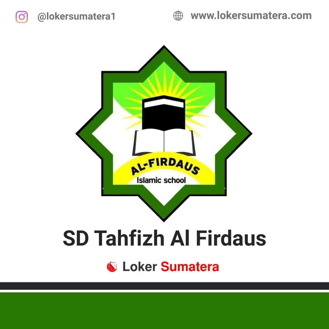 Lowongan Kerja Pekanbaru: SD Tahfizh Al Firdaus Juni 2020