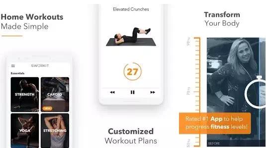 Aplikasi Fintess Gratis Terbaik Android-8