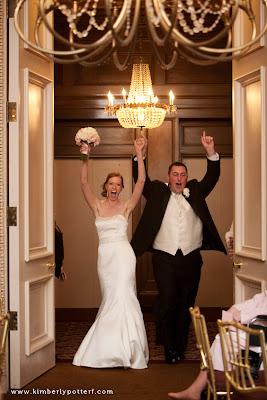 Kristen and Mike Get Married!